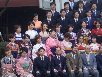 卒業 式 大学 大阪